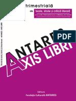 Antares - Axis Libri Nr. 3