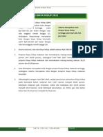Survey Biaya Hidup 2012 (Data BPS Mei 2014)