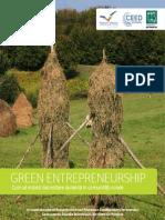 Dezvoltare Durabilă În Comunităţi Rurale - Un Model Antreprenorial