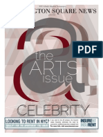 The Arts Issue | Spring 2014