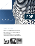Wintech Engineering Limited - Brochure 2014