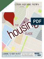 Housing Guide 2014