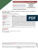 Ciprofloxacin Induced Systemic Lupus Erythematosus