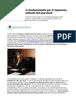 Enrique Hausermann, diminuire la spesa con Equivalente eliminare Patent Linkage