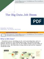 BIG Data Career Freshers