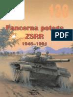 (Wydawnictwo Militaria No.138) Pancerna Potęga ZSRR 1945-1991