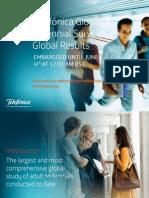 Telephonica Global Millennial Survey