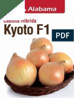 Cebolla Kyoto