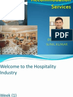 Hospitlity Industry