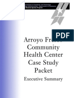 2006 Arroyo Executive Summary