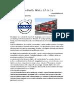 Seguridad e Higiene Volvo