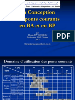 155686828 Presentation La Conception Des Ponts Courants en BA Et en BP