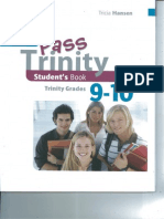 New Pass Trinity 9-10 - Student's Book