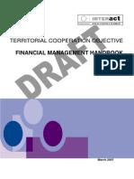 INTERACT Handbook Financial Management 03 2007