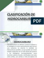 Clasificacion de Hidrocarburos