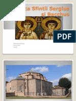 Biserica Sfintii Sergius Si Bacchus
