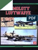 (Ilustrowana Encyklopedia Techniki Wojskowej) Samoloty Luftwaffe 2