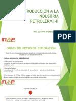 Introduccion a La Industria Petrolera I-II.