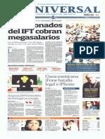 GradoCeroPress Portadas Medios Nacionales Vier 06 Jun 2014