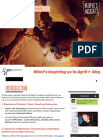 People's Insights Monthly Briefs