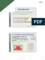 Distribucion Binomial Diapositivas
