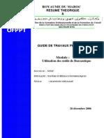 Utilisation Des Outils Bureautiques (1)