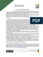 5. Edital de Credenciamento Para TEATRO - FINAL 14.3.2014