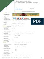 Exercicios de Matematica 10 ANO - Modulos - Exercicio 1