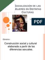 Socializacion de Las Mujeres en Distintas Culturas Carla Donoso