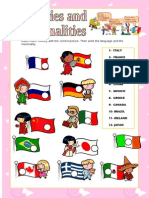 Islcollective Worksheets Beginner Prea1 Elementary a1 Kindergarten Elementary School Wri Countries 56034df30bd902cb25 59367272