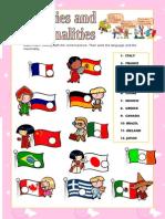 Islcollective Worksheets Beginner Prea1 Elementary a1 Kindergarten Elementary School Wri Countries 56034df30bd902cb25 59367272