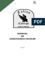 Manual de Convivencia Escolar 2013