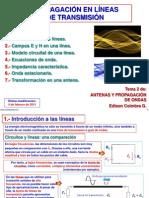 Propagacion Lineal