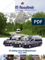 Roadtrek Brochure-2011 Chassis Model Year