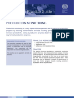 Production Monitoring