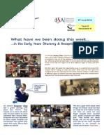Rosemary Works Newsletter 6th June 2014
