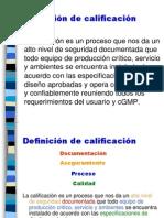 21CFR11 Requerimientos Calif Equipos Parte3