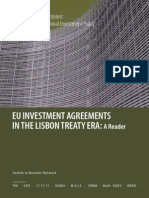 EU Investments in Lisbon Treaty Era