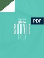 Kit de Survie Des Etudiants Internationaux en Echange Dri Lyon 2