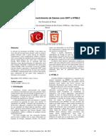Introdução Ao Desenvolvimento de Games Com GWT e HTML5