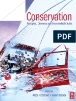 Conservation Principles Dilemmas and Uncomfortable Truths[1]