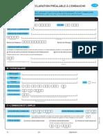 Ref 1740-DPAE Formulaire
