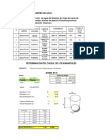 Aforo Sogoragra Excel