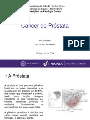 patologias da prostata pdf