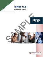 Sample Pagemaker 6 5 Foundation Manual1