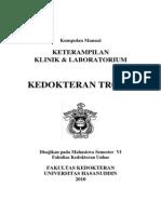 Manual Mahasiswa Ked Tropis