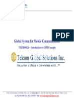 GSM Concepts