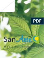 Servicios SanArte - Medicina integrativa