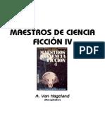 Van Hageland a - Maestros de Ciencia Ficcion IV