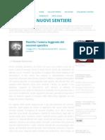 Postilla_ l'Amena Leggenda Dei Neuroni-specchio _ Filosofia e Nuovi Sentieri